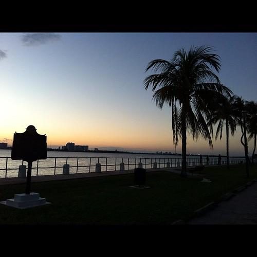 square squareformat normal miamishores biscaynebay miamiviews iphoneography miamisunrises miamishoresboardwalk instagramapp uploaded:by=instagram miamishoreslandmark foursquare:venue=4c0c3da1a1b32d7f75519cf0