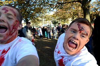 Beach of the Dead V: Brighton Zombie Walk 2011 | by Nigel Atherton