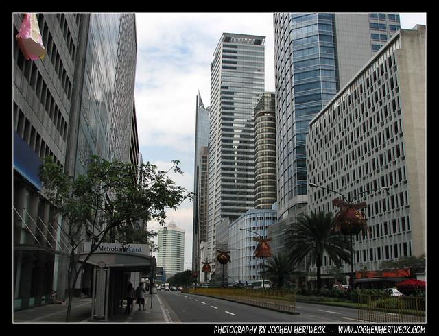 Ayala Avenue, Makati, Philippines