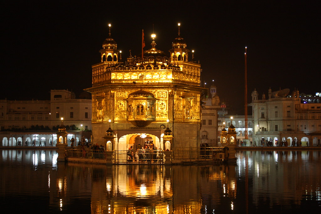 Amritsar, Golden Temple | Amritsar, Golden Temple The Harman… | Flickr