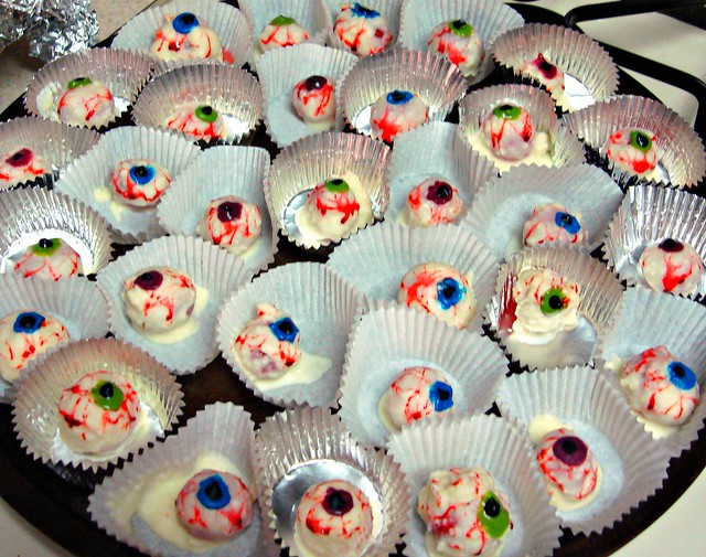 Cherry Cordial 151 filled eyeballs
