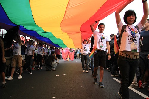 Taiwan Pride 2011-62 | by Carrie Kellenberger I globetrotterI