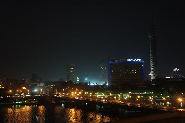 A Cairo night