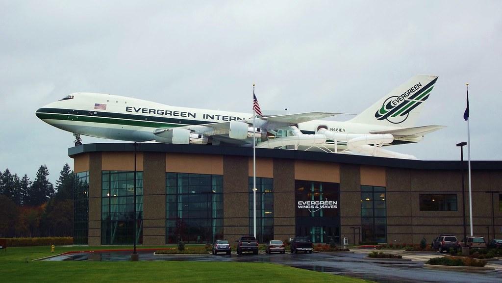 evergreen aviation museum der teen party