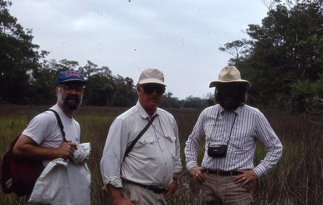 South Carolina naturalists, 1992