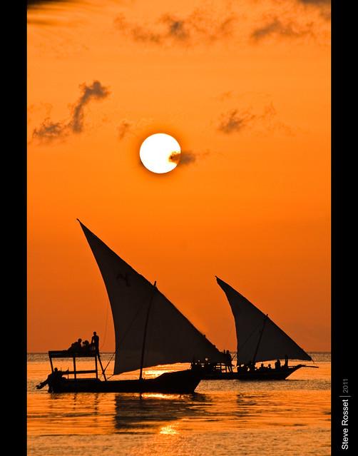 Sails of Zanzibar