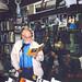 Ferlinghetti reading @ DG Wills 2005