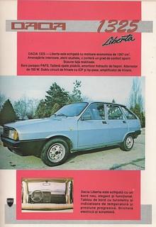 1992 Dacia Hatch