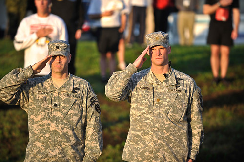 Army Ten-Miler Salute | by The U.S. Army