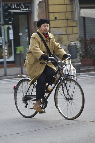 Ferrara Cycle Chic_35   by Mikael Colville-Andersen
