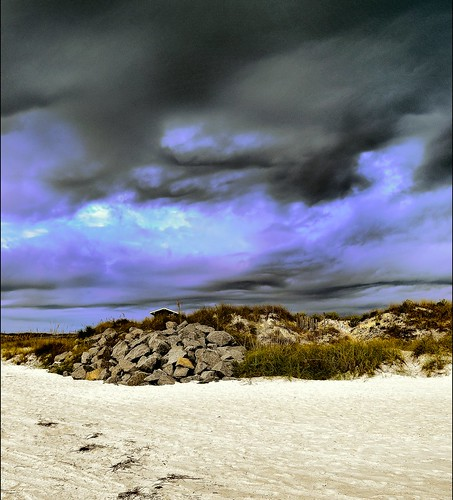 beach florida panamacitybeach stormclouds standrewsstatepark floridastateparks colorphotoaward nikond3100 nikkor1855afsvrlens
