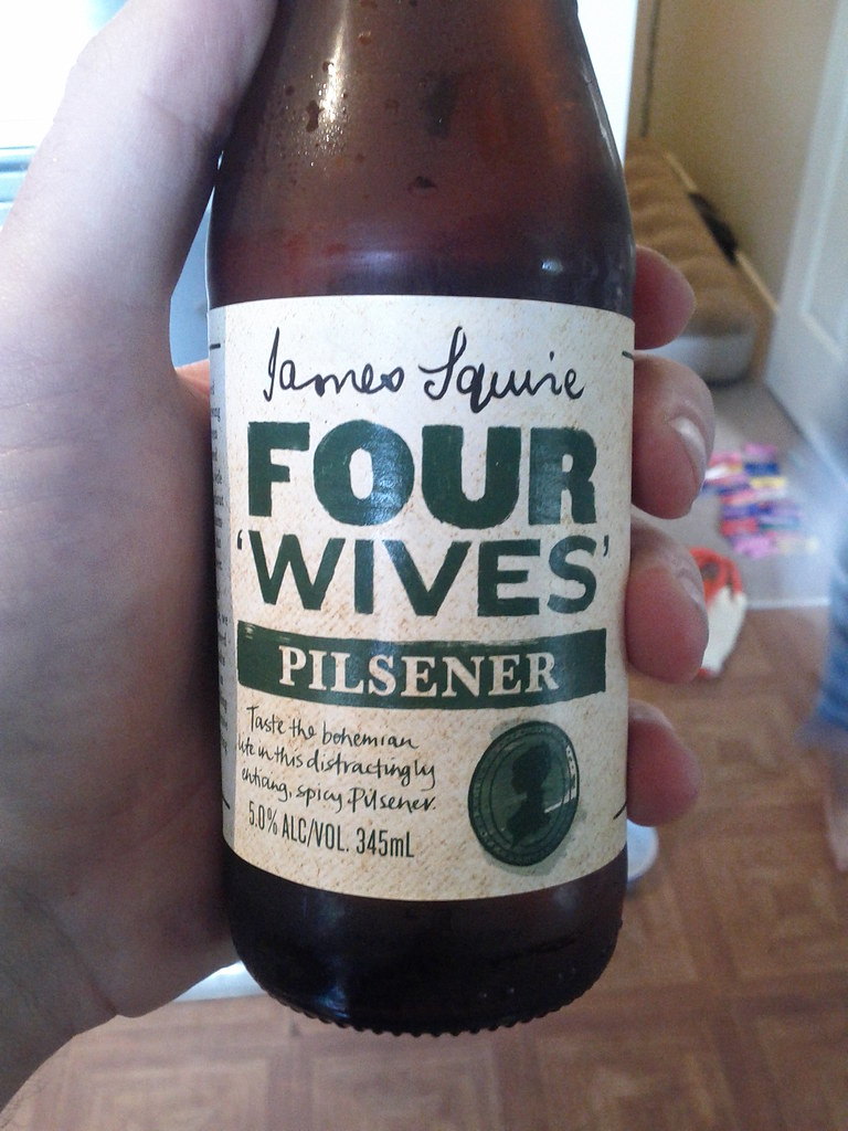 James Squire Beer Tasting