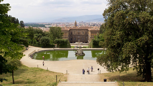 Boboli Gardens, Florence | by interbeat
