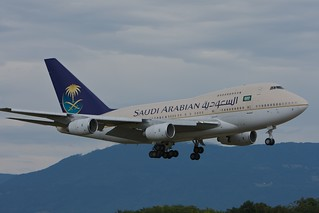 Saudi Arabian, HZ-AIF, Boeing 747SP | by nxgphotos