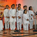 Children of the Sarada Children Forum presented a few songs in their melodious voices.