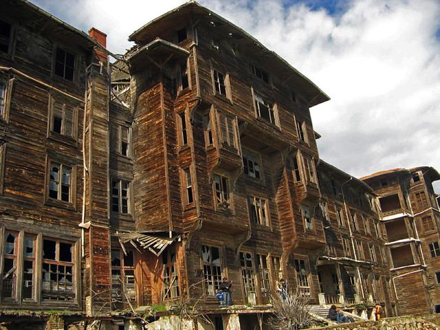 Turkey, Rum Orphanage