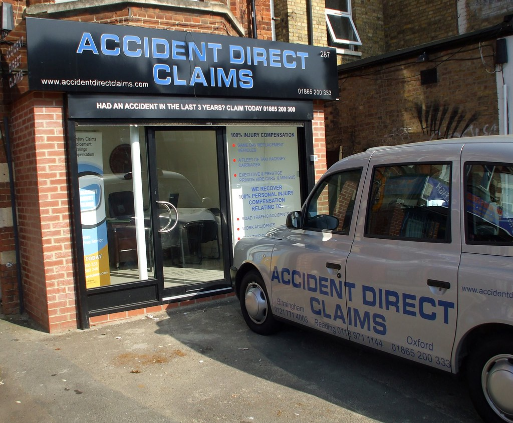 Accident Direct Claims | 287 Iffley Road, Donnington, Oxford… | Flickr
