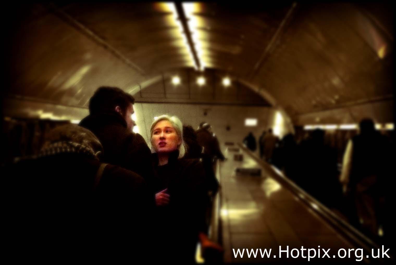tony,smith,hotpix,tube,subway,tunnel,love,lovers,girl,female,blond,romance,sepia,dark,night,man,sex,sexy,london,england,UK,great,britain,#tonysmith,#tonysmithhotpix