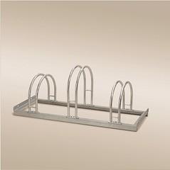 Barriers-TRAFFIC-LINE 2 Bicycle Rack