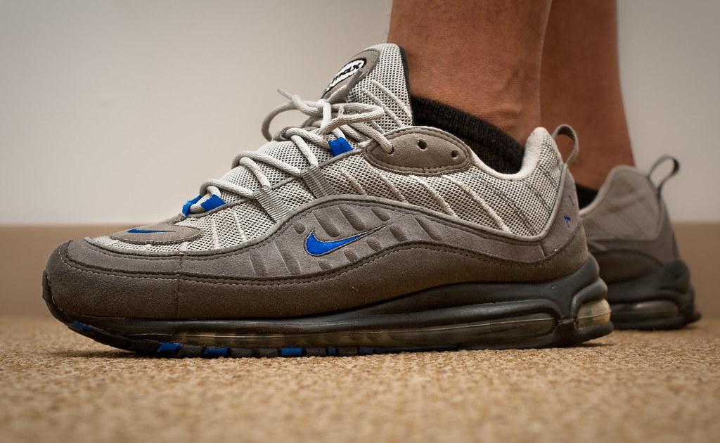 the latest 071ba cf7ff Nike Air Max '98