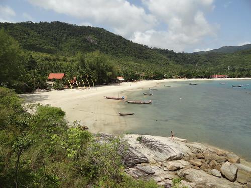 Koh Phangan, Tong Nai Pan Yai Beach | by travelourplanet.com