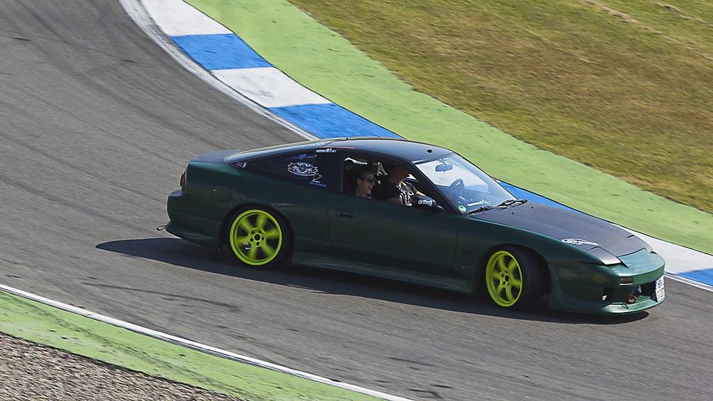 Nissan 200sx S13 Drift Fun Sascha Bentz Flickr