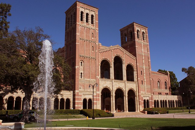 UCLA ~ Royce Hall