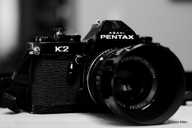 Pentax K2 and SMC Pentax