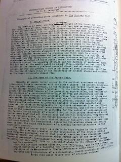 Lovecraft Typed Letter   by miskatonic-university