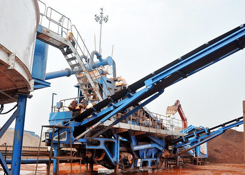 M2500 iron ore washing plant | by CDEGlobal