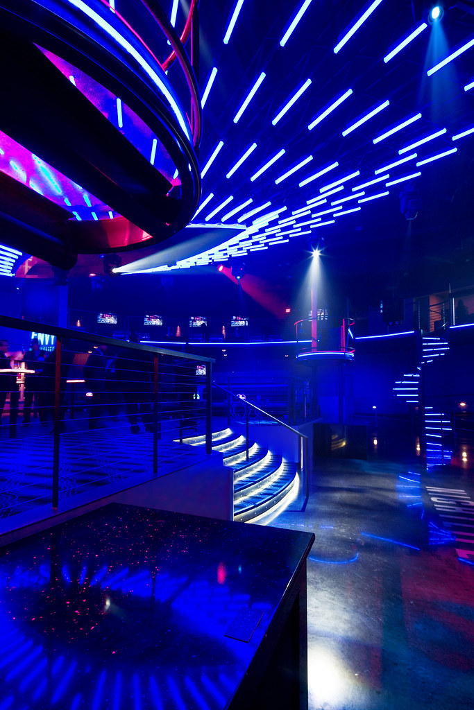 Nightclub Bar And Lounge Interior Design Nightclub Themi