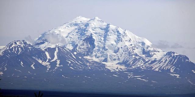 Mountain scenery near Glenallen, AK