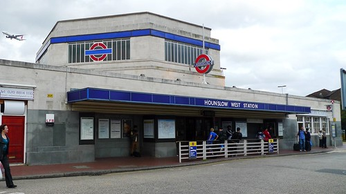 Hounslow West station | by Ewan-M