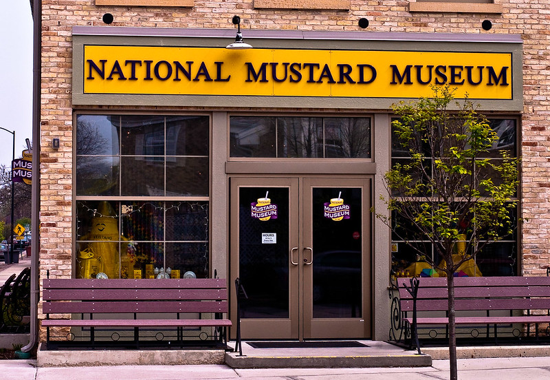 National Mustard Museum exterior