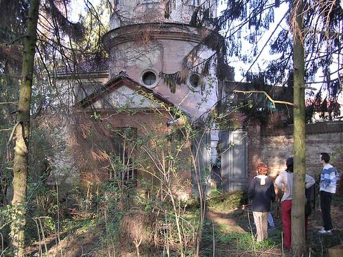 La torre dell'eremo