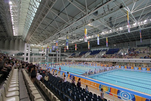 Aquatics (Swimming) - Special Olympics 2011 | by Tilemahos Efthimiadis