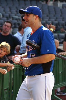 Wright sees some old teammates | by NJ Baseball