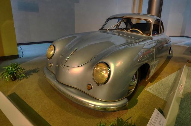 Porsche 356 Coupe (1951, Germany)
