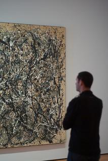 Jackson Pollock, MoMA   by StartAgain