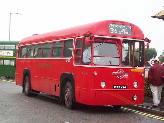 Amersham Bus Running Day 2010-10-03 021