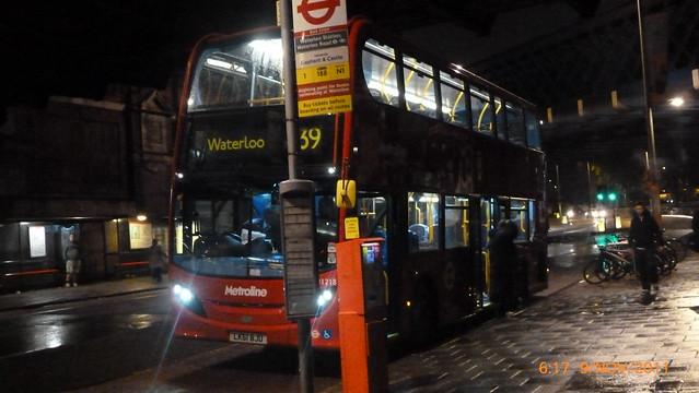 P1010104 TEH1218 LK61 BJU at Waterloo Road Waterloo London