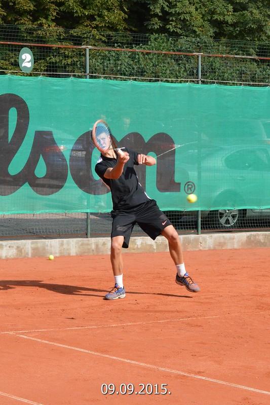ITF Liepaja International tournament, Day 3 and 4, September 2015