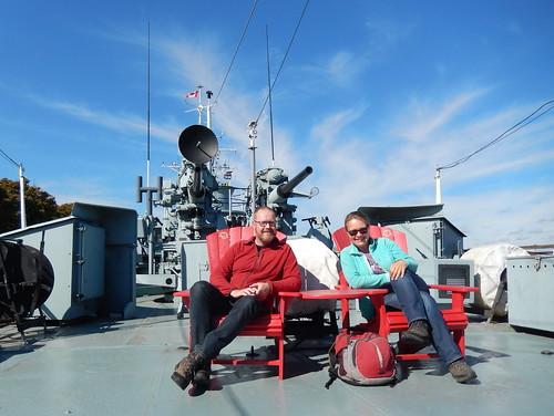 Hamilton - HMCS Haida - 3