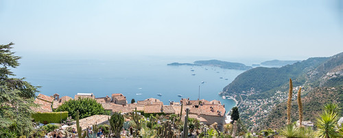 Eze-Panoramic view | by Maurits Verbiest