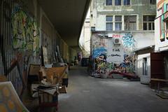 backlot of Meetfactory, Praha