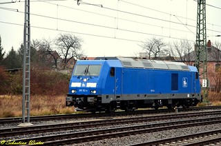 076 002-9 (285 102-4) Tfzf durch Weimar am 04.12.2015 | by Photography Sebastian Winter