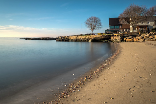 ocean longexposure sky seascape beach geotagged sand nikon unitedstates connecticut hdr westbrook nikond5300