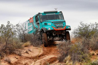 IVECO Dakar 2017 - Podium | by IVECO