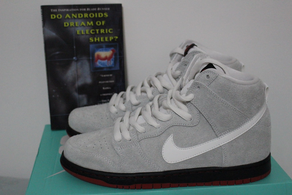 Nike SB High Black Sheep in Wolf clothing | Released at 112