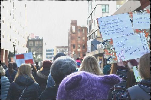 Women's March | by shaggyhill